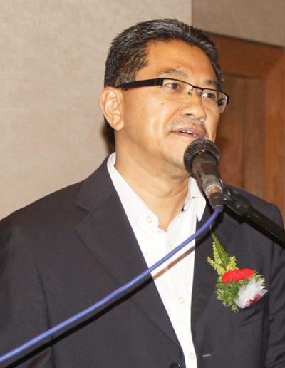 Chairman- Dr. Amir Farid Isahak